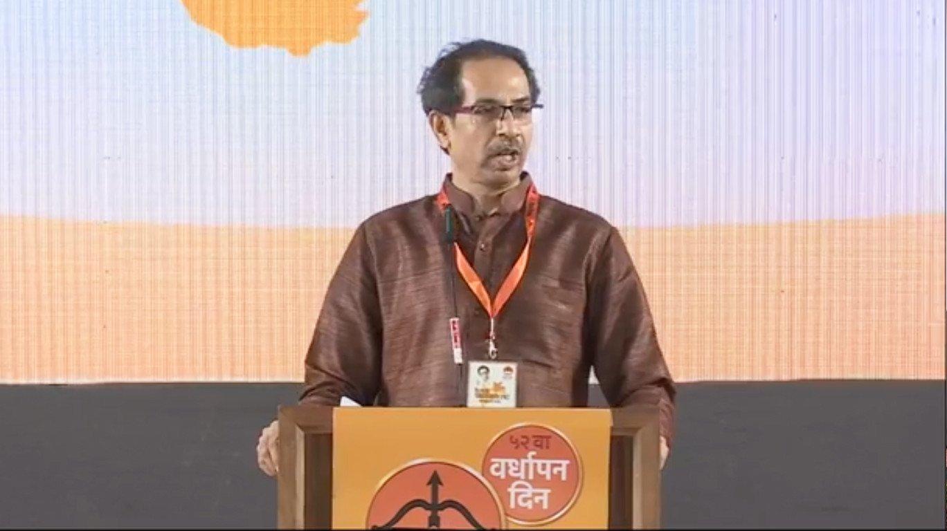 महाराष्ट्रात शिवसेनेचा मुख्यमंत्री बनवणारच-उद्धव ठाकरे