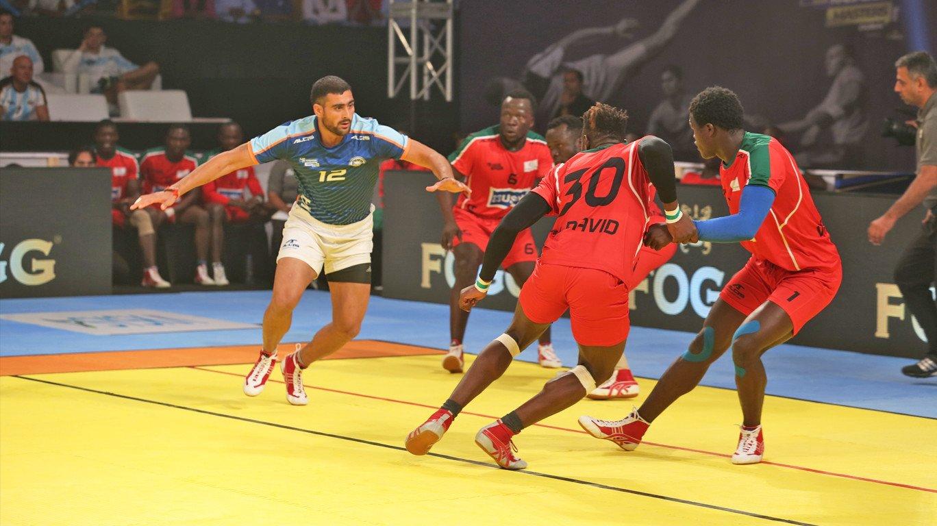 Kabaddi Masters Dubai: India register an emphatic 50-15 win over Kenya