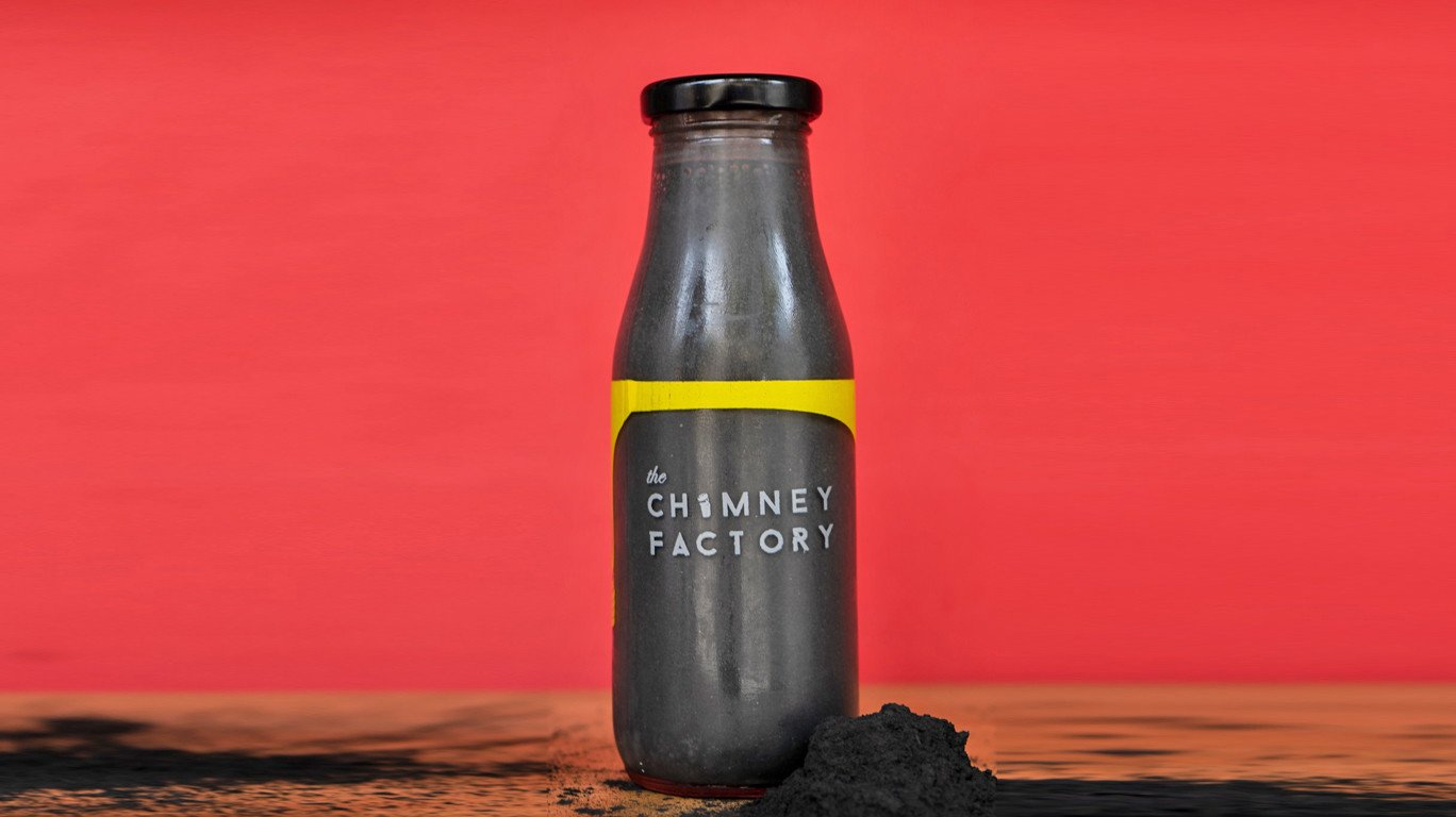 The Chimney Factory: Where Cones Glow!