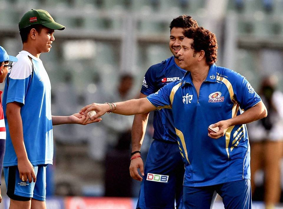 Arjun Sachin Tendulkar: The flagbearer of expectations