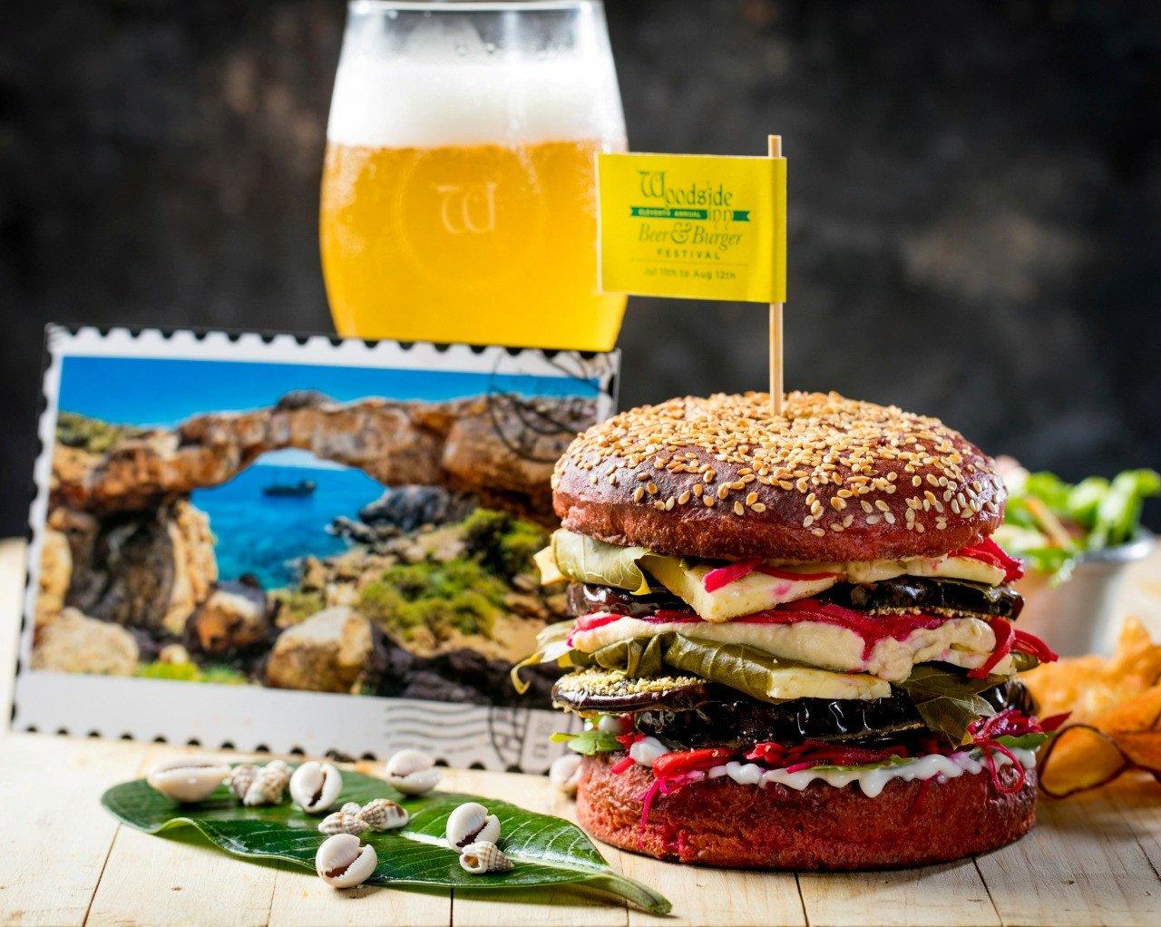 बर्गर आणि बिअर फेस्टिव्हलचा डबल धमाका