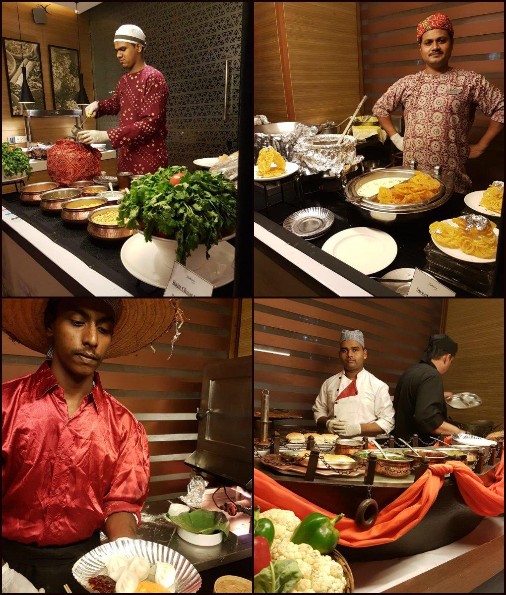 Radisson Goregaon celebrates Mumbai Street Food Festival