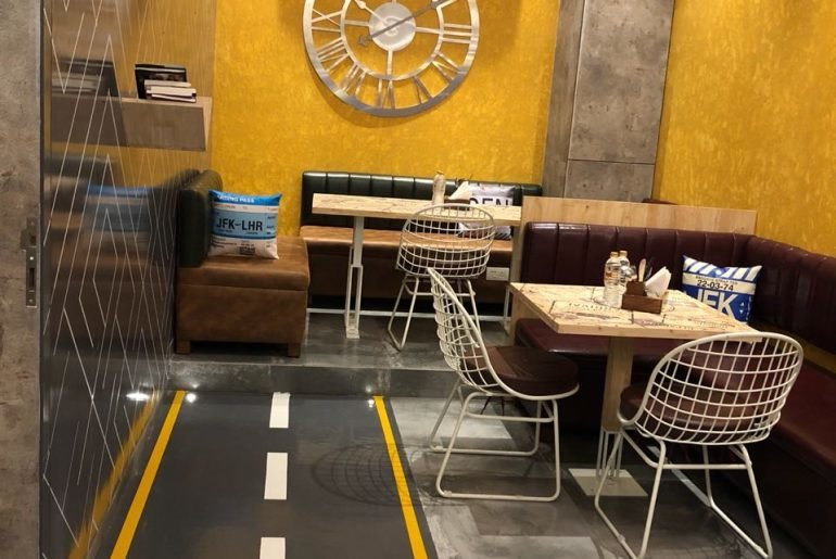 This Airport-themed restaurant in Borivali will give you a happy landing