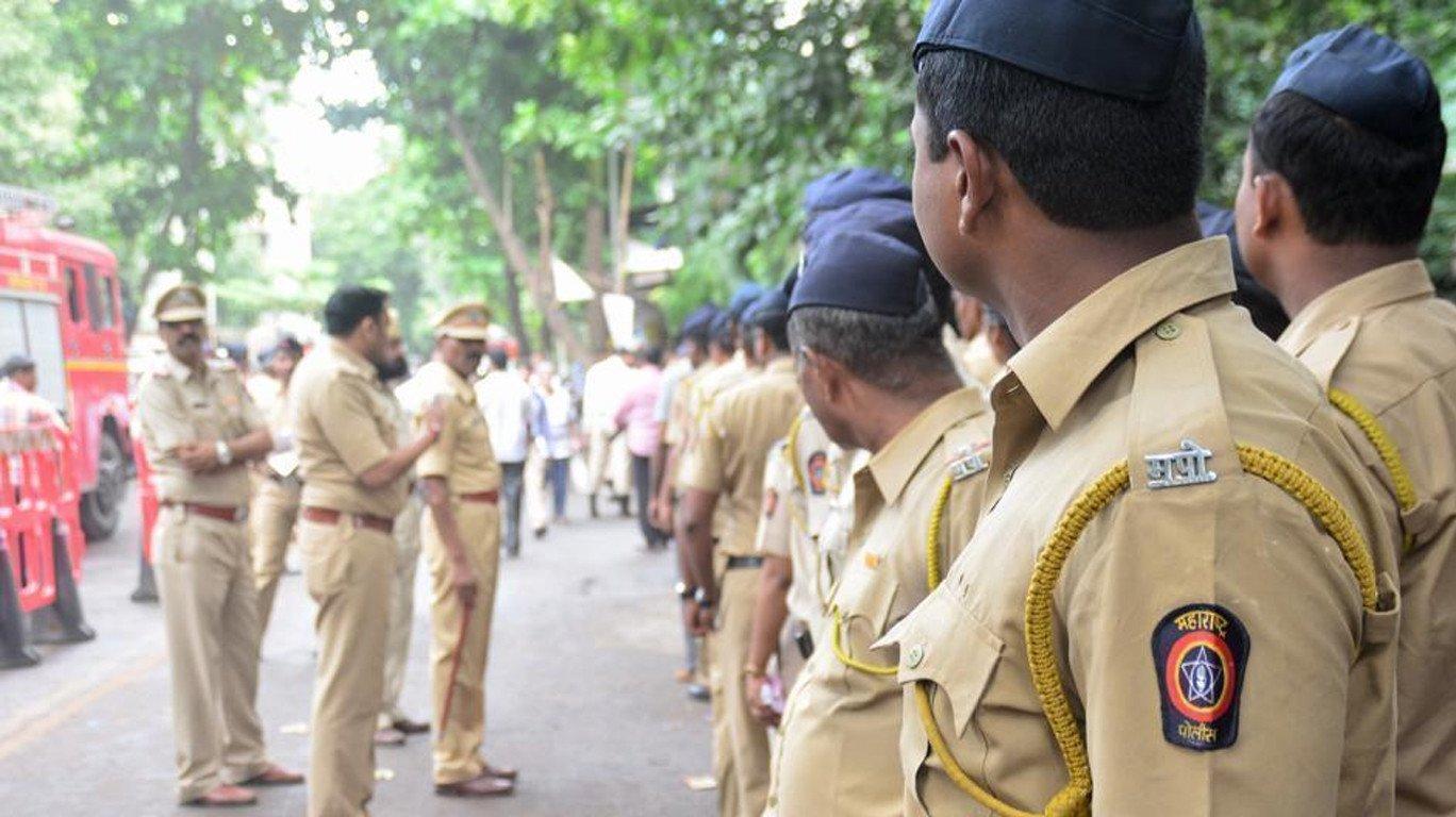 राज्यातील वाढती गुन्हेगारी आणि अपुरे पोलिस दल