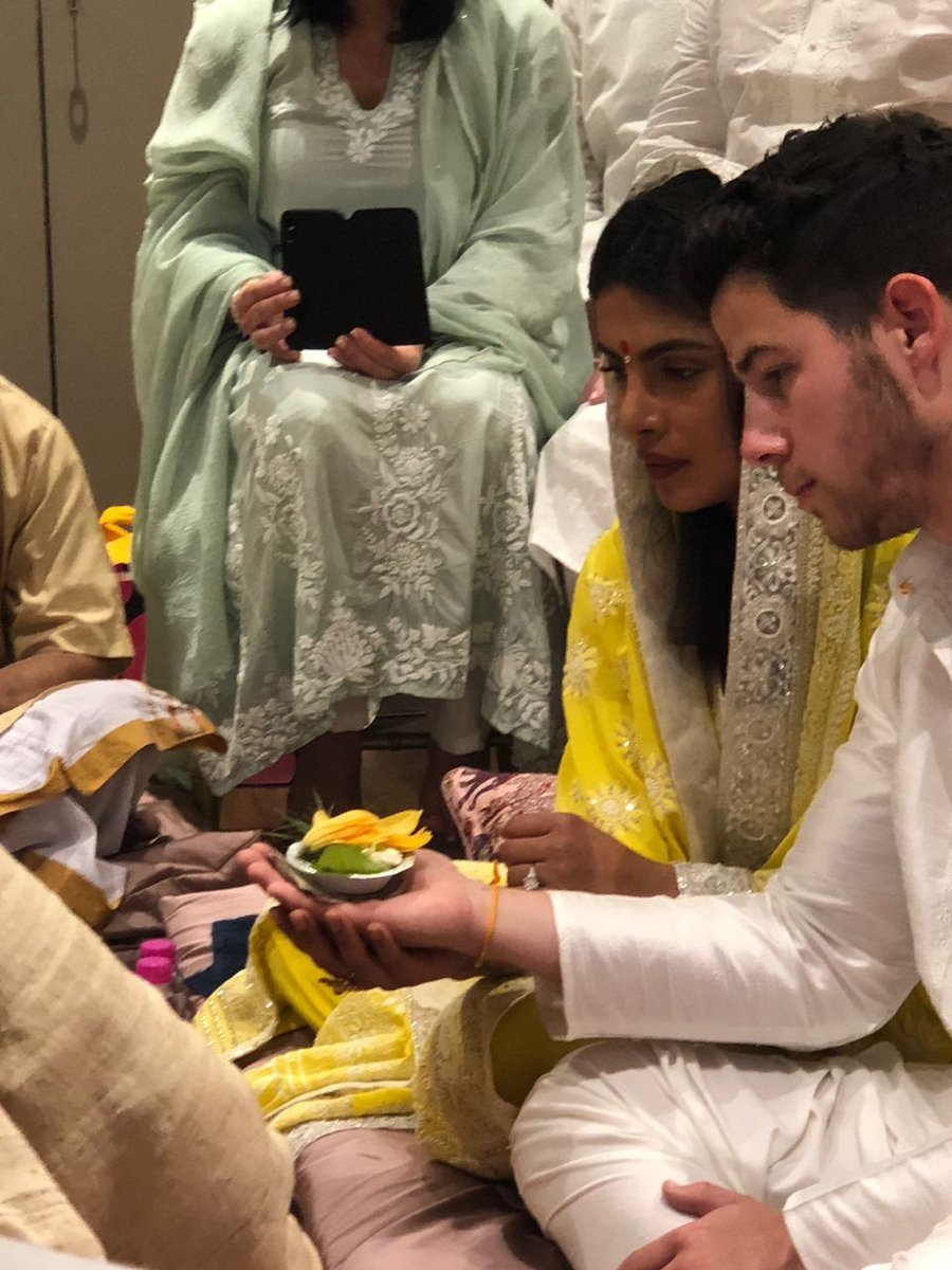 Priyanka Chopra and Nick Jonas to get engaged today after Roka ceremony