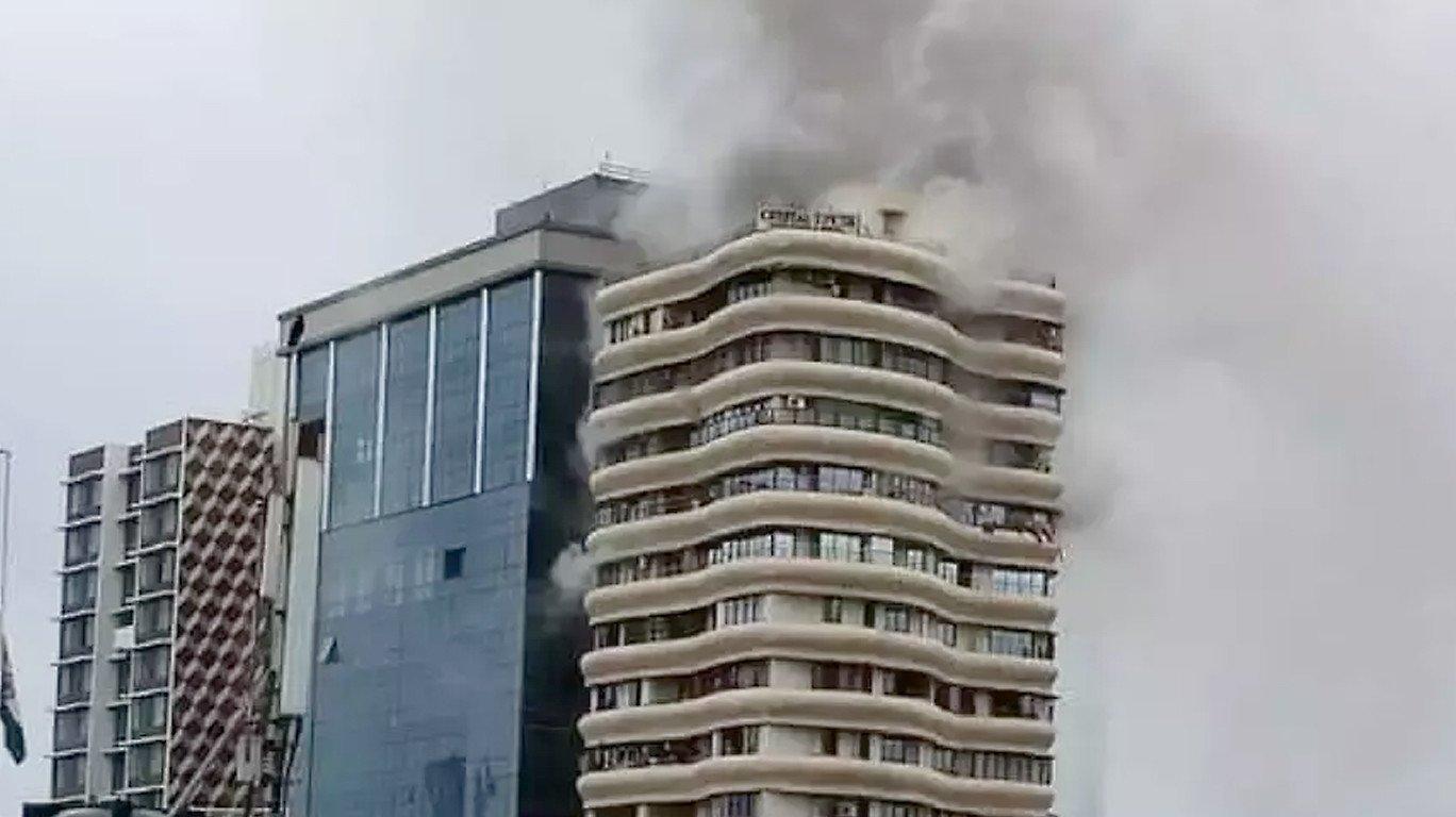 क्रिस्टल टाॅवर आग: सुपारीवाला बिल्डरला २७ आॅगस्टपर्यंत पोलिस कोठडी