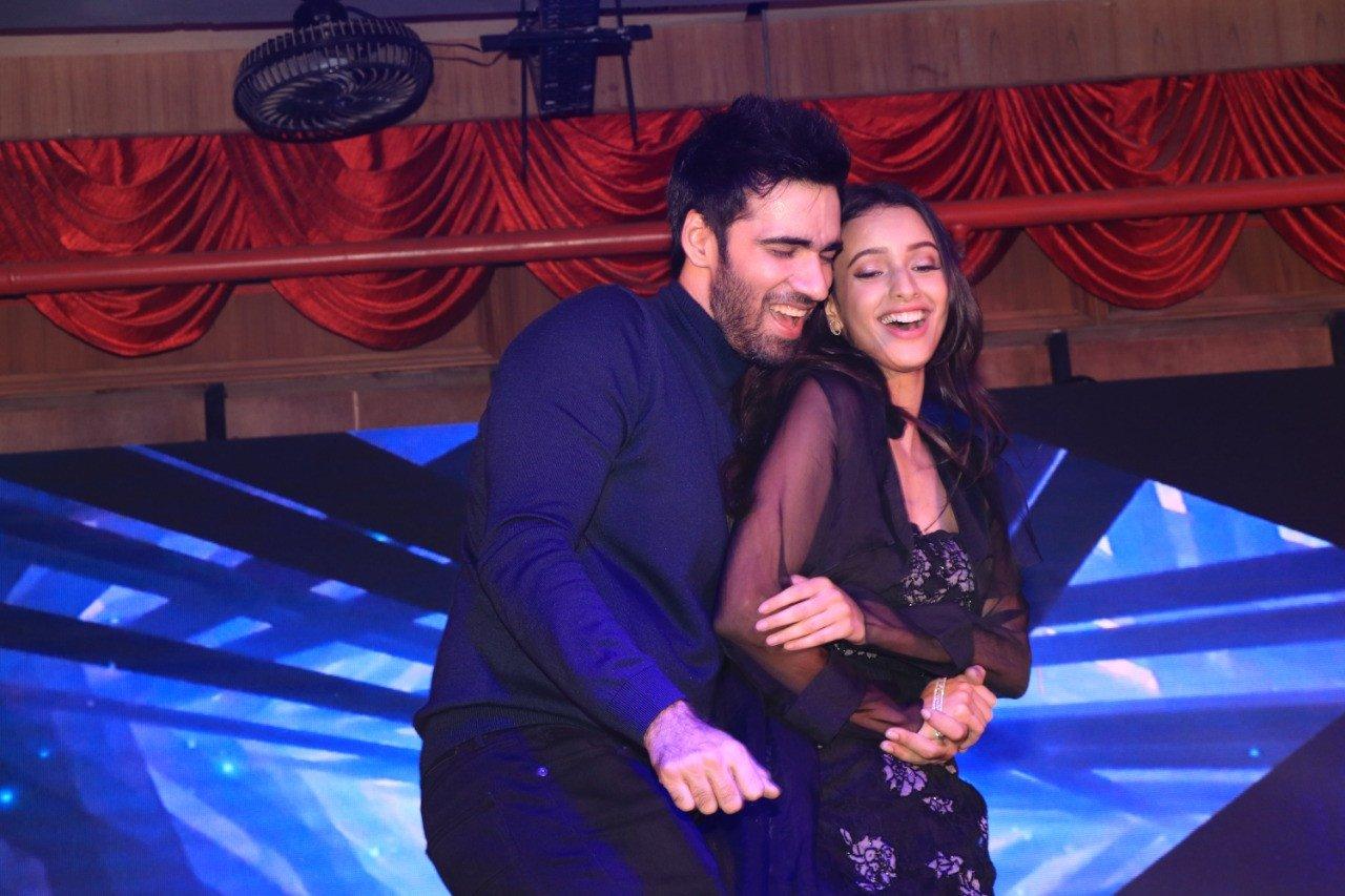 Laila Majnu's musical night took the audience on a mesmerising journey