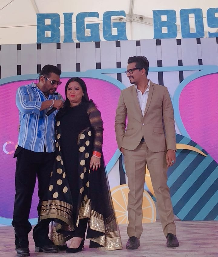 Pictures from the launch of Colors' Bigg Boss season 12