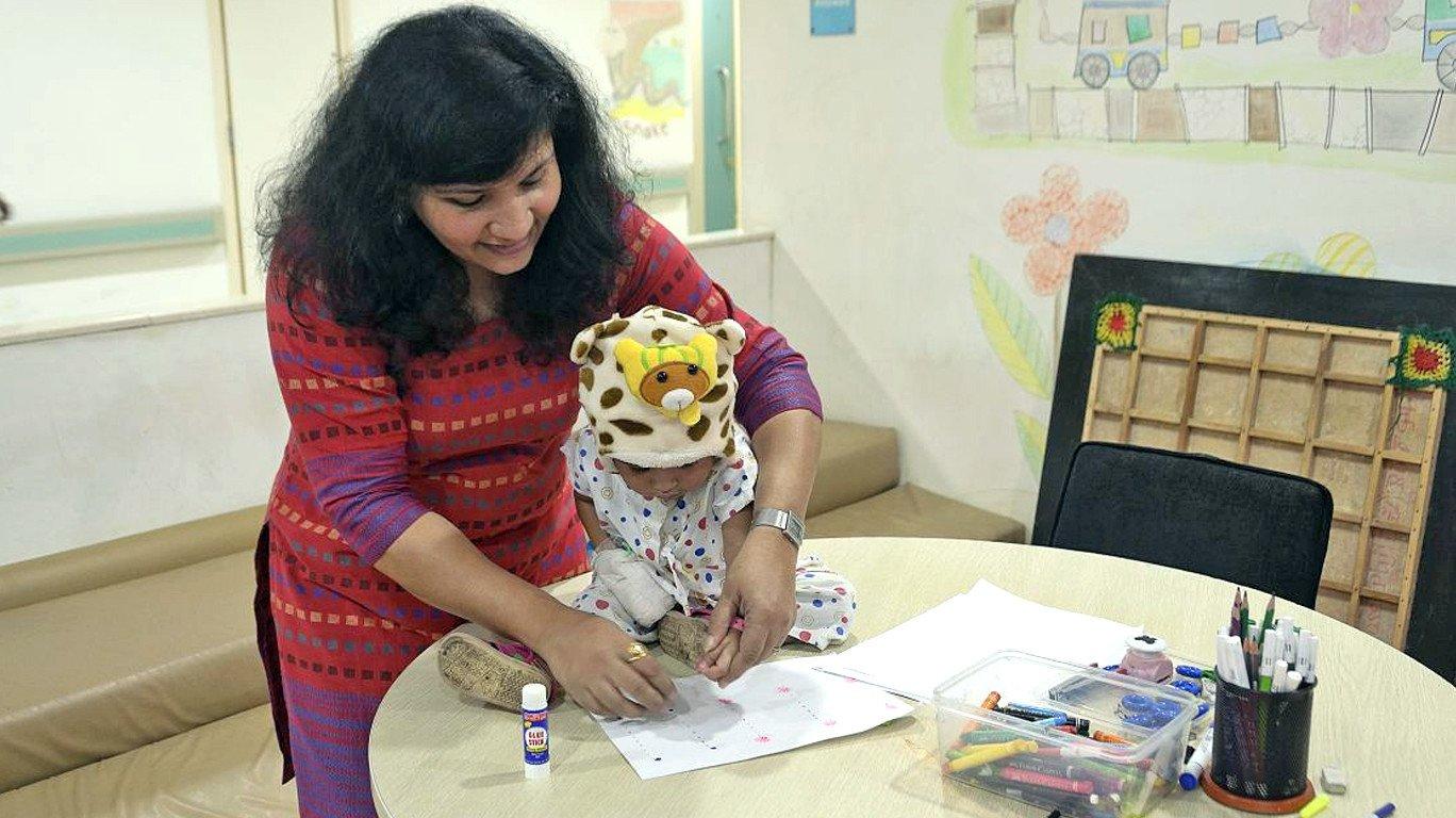 'या' रुग्णालयाने बाल रुग्णांसाठी सुरू केली शाळा!