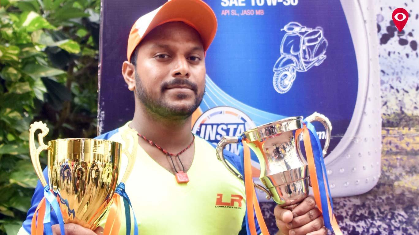 मान्सून स्कूटर रॅलीत मुंबईच्या वेंकटेशची बाजी!