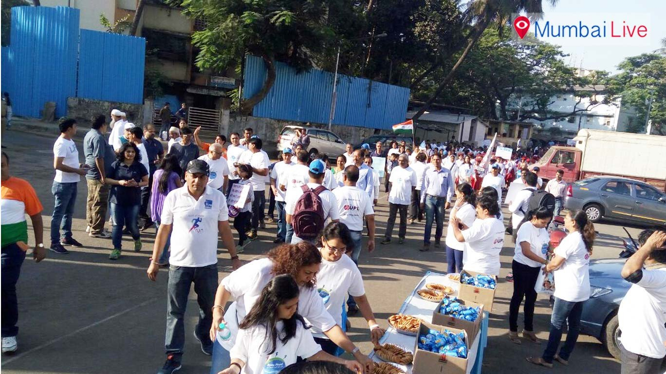 River March's 'Walkathon' to save Mumbai's rivers