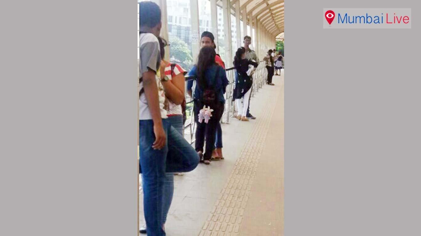 Is Ghatkopar's skywalk for pedestrians or for drug peddlers?