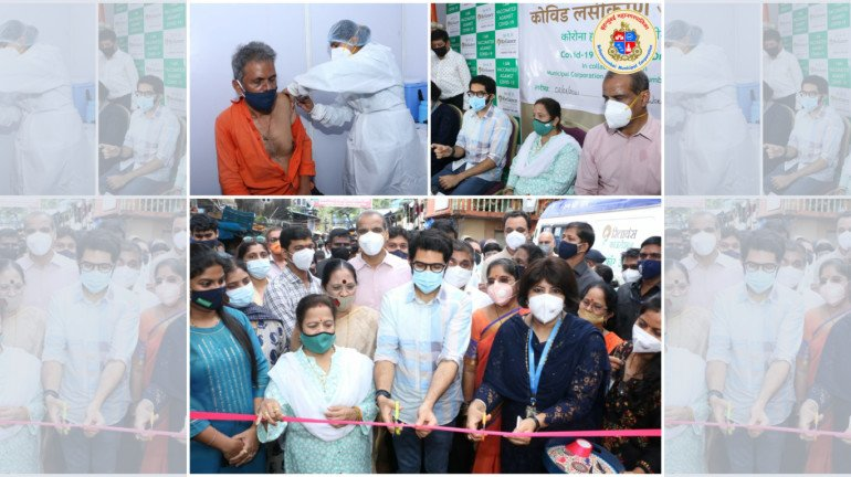 Mumbai: 3 more BMC-run vaccination centres inaugurated