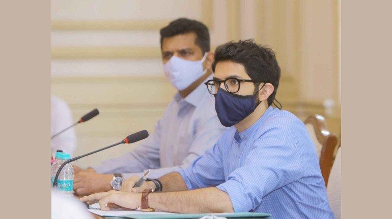 Mumbai: Aaditya Thackeray advocates for ebills and e-buses in BEST