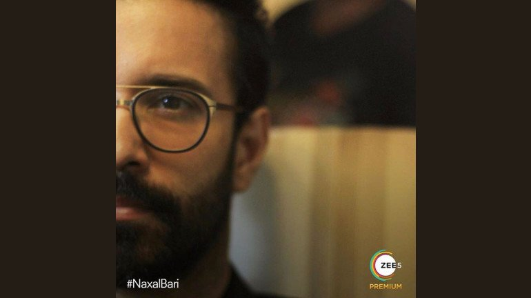 """""""My character will be the game changer"""" :  Aamir Ali on Naxalbari"""