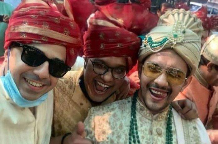 Photos From Aditya Narayan And Shweta Agarwal S Wedding In Mumbai