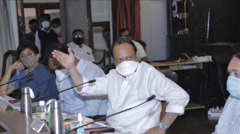 Deputy Chief Minister Ajit Pawar Honored By World Book Of Records