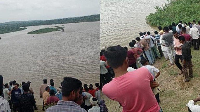 अमरावती : वर्धा नदीत बोट उलटली, एकाच कुटुंबातील ११ जण बुडाले