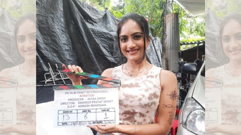 This singer turned actress showcases her 'Intention'
