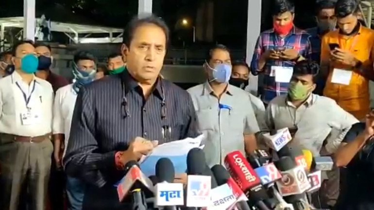 Maharashtra Home Minister Anil Deskhmukh tenders resignation on 'moral grounds'