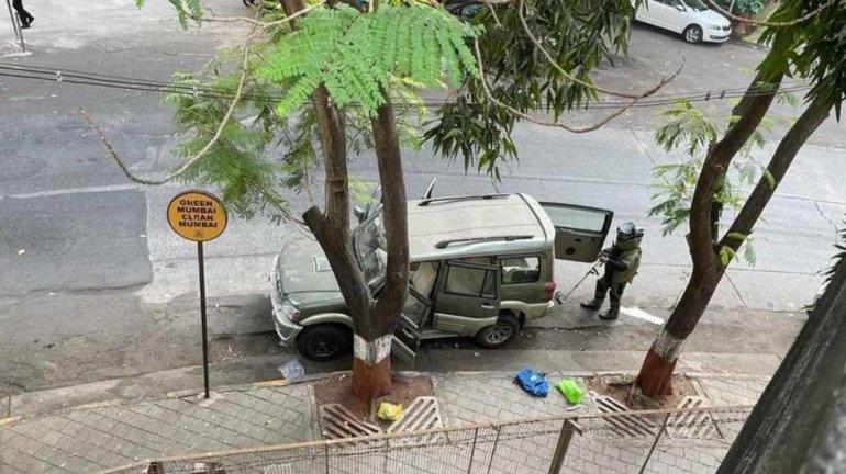 अँटिलीया स्फोटक प्रकरण : एनआयएने दोेघांना केली अटक