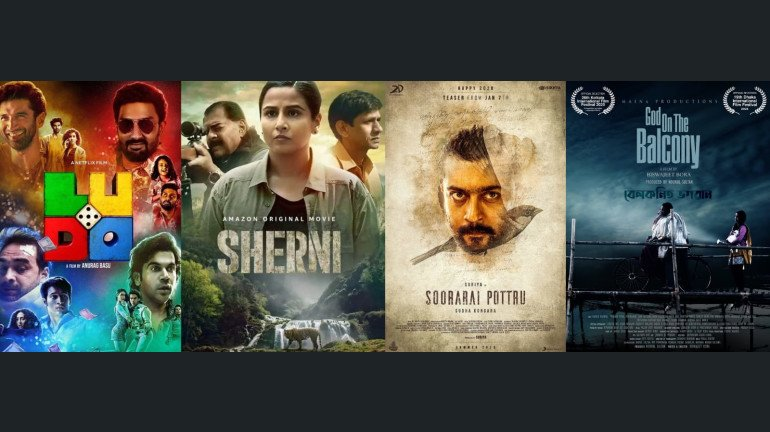 Ludo, Sherni, Soorarai Pottru and God on the Balcony bag top nominations at the Indian Film Festival of Melbourne 2021