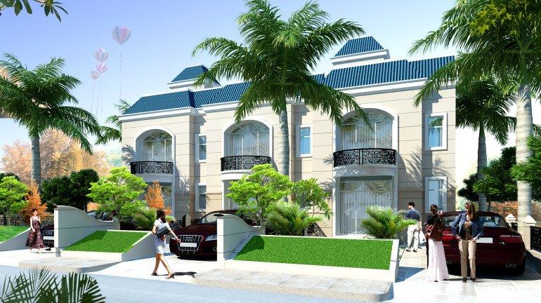 Axis Ecorp launches 'Axis Yog Villas,' enters luxury smart villas space