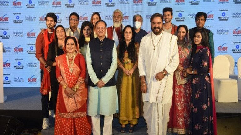 India's Only 'Rural' Entertainment Channel, Azaad, launches its first two originals