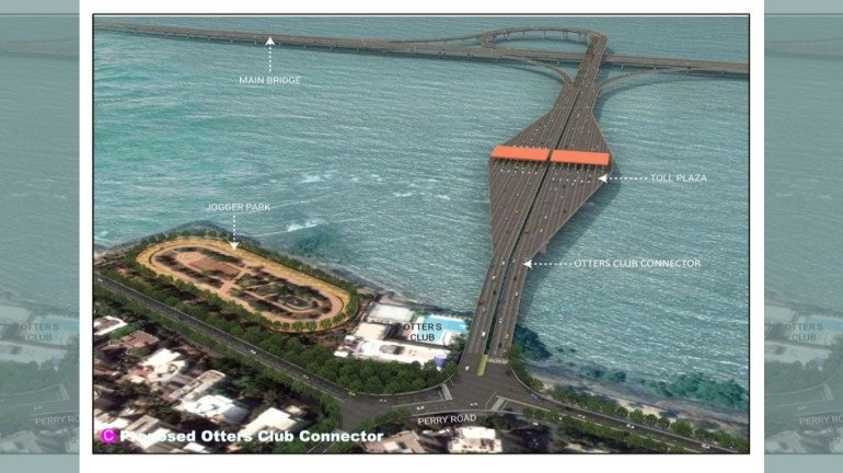 "Bandra-Versova Sea Link: ""No specific response on concerns raised,"" says Congress corporator Asif Zakaria"