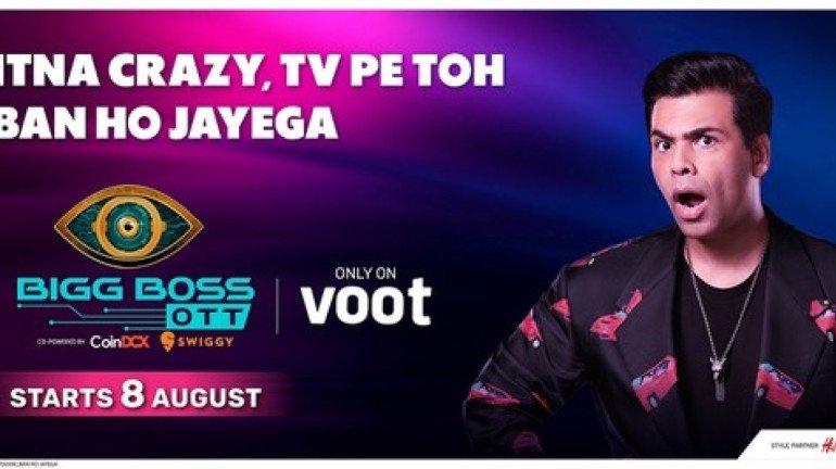 Bigg Boss OTT to premiere on Voot starting August 8