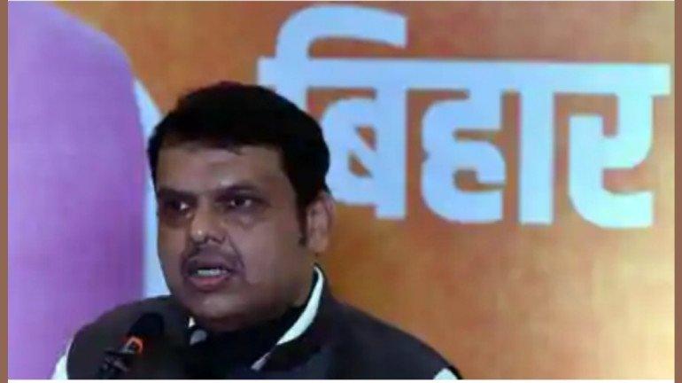 बिहार के चुनावी रण में महाराष्ट्र के नेताओं की पैनी नजर