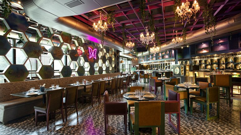 Butterfly High now open in Thane