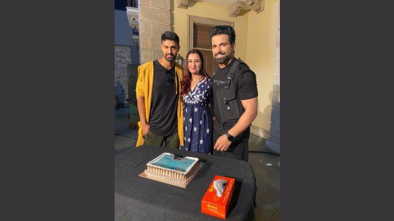 Rithvik Dhanjani and Tanuj Virwani wrap Cartel