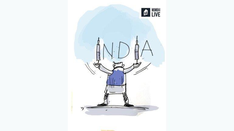 Prime Minister Narendra Modi announces centralized vaccination drive