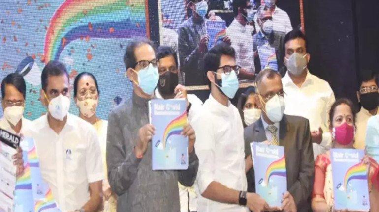 नायर अस्पताल के लिए 100 करोड़ का पैकेज , मुख्यमंत्री उद्धव ठाकरे की घोषणा