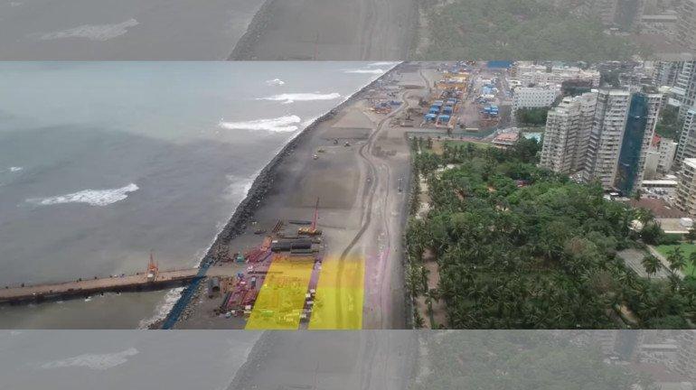 नवंबर 2023 तक पूरी होगी मुंबई कोस्टल रोड परियोजना, बीएमसी प्रमुख ने दिया आश्वासन