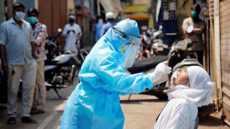 ठाणे जिले 25 दिनों में 40 हजार नए कोरोना मरीज आए सामने