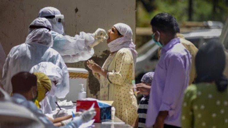 नवी मुंबई में उपचाराधीन रोगियों की संख्या में वृद्धि