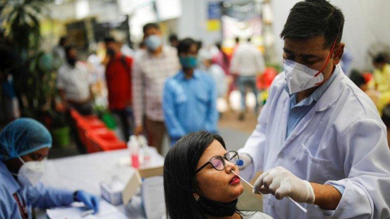 ठाणे में इतने दिनों में दोगुने हो रहे कोरोना मरीज