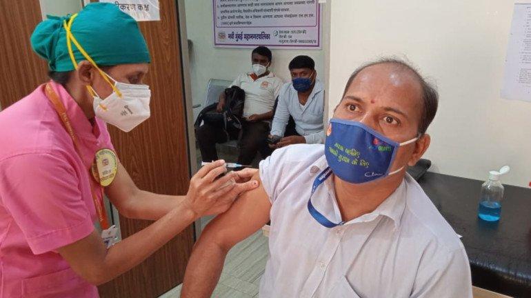 दिव्यांगांसाठी १७ जूनला नवी मुंबईतील ३ रुग्णालयांत लसीकऱण