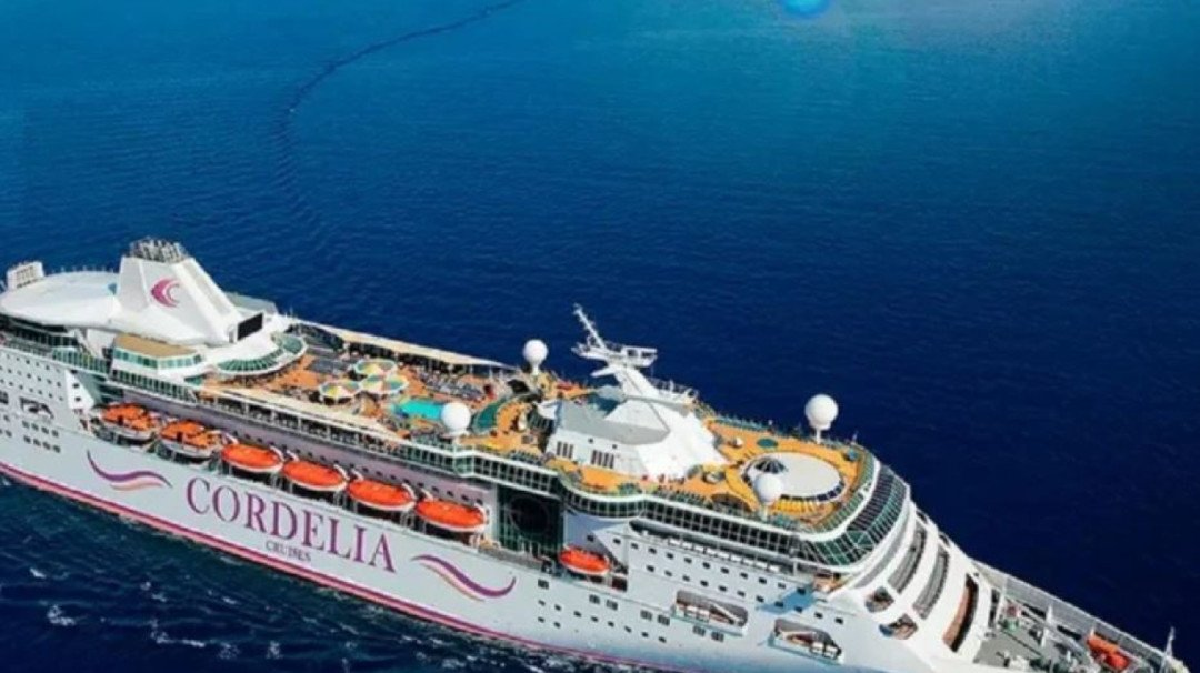 India's first luxury cruise liner to start from September 18
