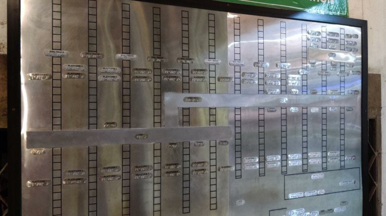 CR introduces braille signages for visually impaired at CSMT in Mumbai