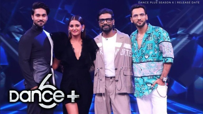 India's Popular dance reality show Dance+ returns with season 6 streaming exclusively on Disney+ Hotstar