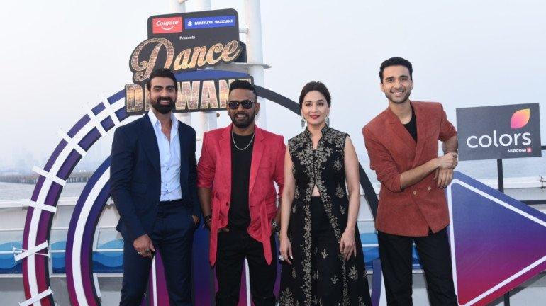 Colors TV launches a new season of its popular show 'Dance Deewane'
