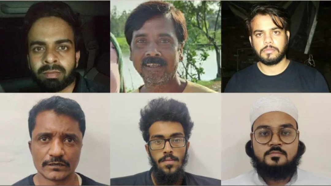 One out of six terrorists arrested by Delhi Police reported to be a resident of Mumbai
