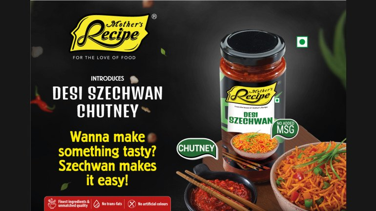 Mother's Recipe Forays Into The Sauce Category With Desi Szechwan