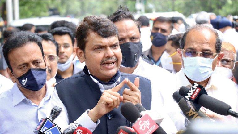Devendra Fadnavis slams MVA; says there is 'no guardian left for farmers'