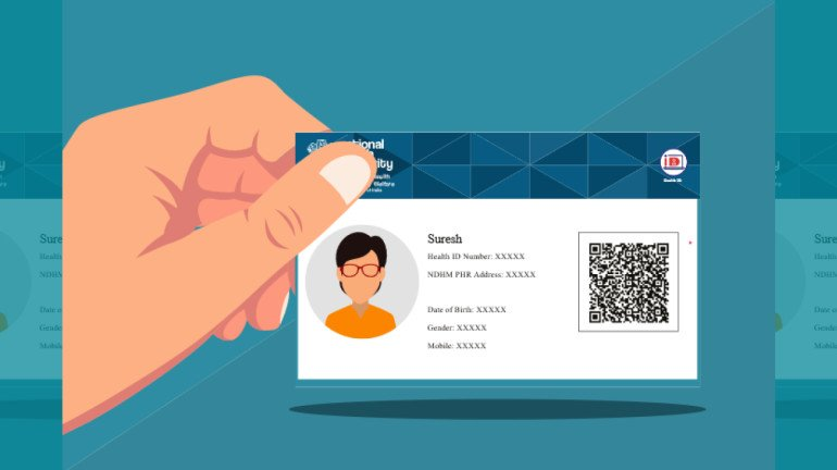 Digital health ID to be issued for every citizen in India under the Ayushman Bharat Digital Mission