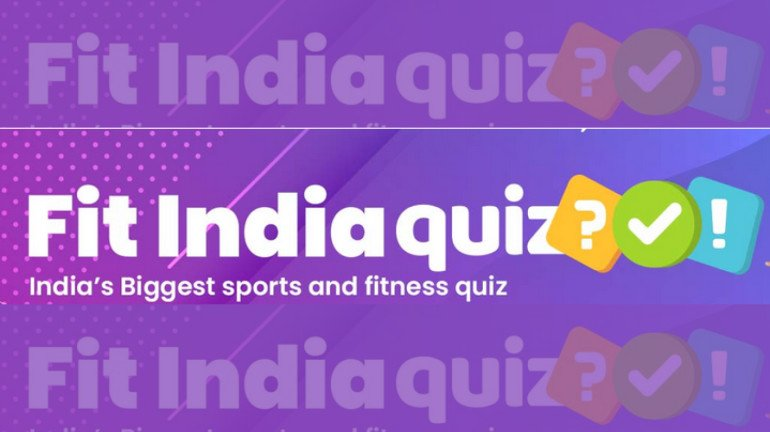 Two lakh school students can now register for free for national-level 'Fit India Quiz'