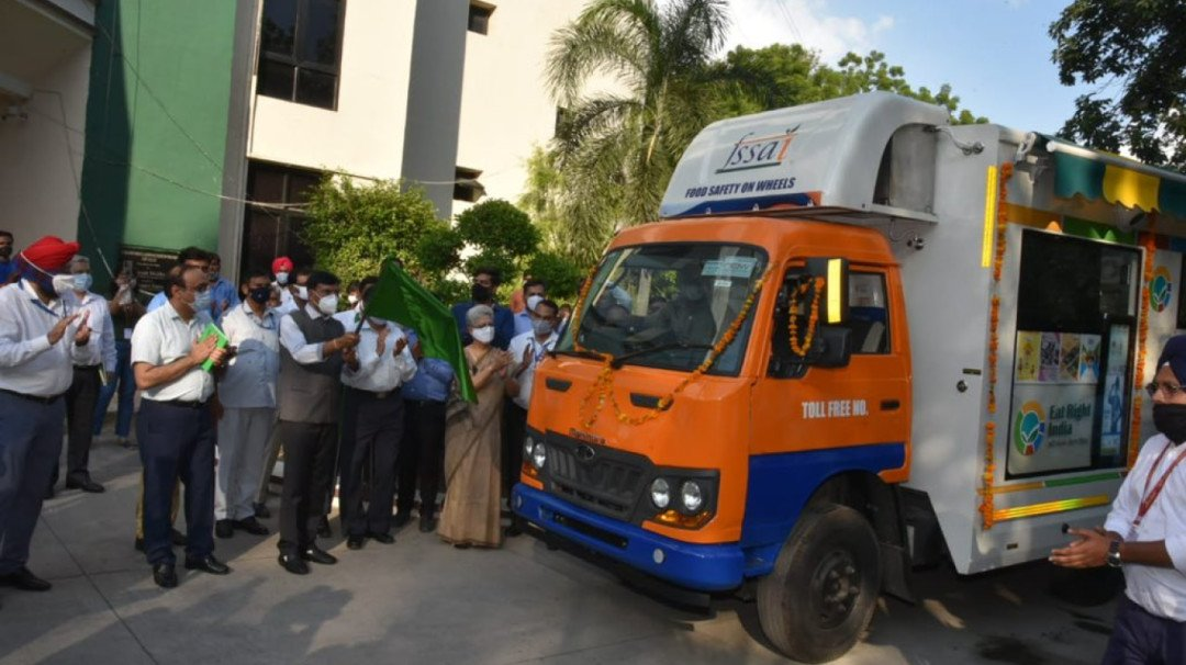 Mobile Food Testing Vans to supplement food safety ecosystem in India
